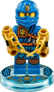 Lego Dimensions 71215 Jay Fun Pack