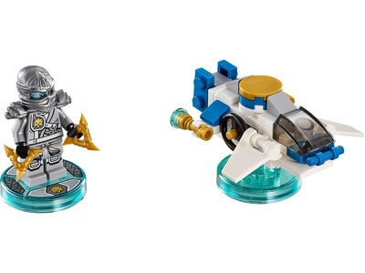 Lego Dimensions 71217 Zane Fun Pack