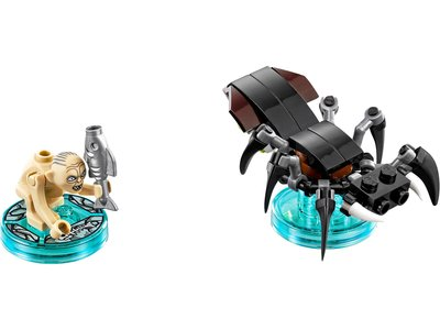 Lego Dimensions 71218 Gollum Fun Pack