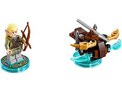 Lego Dimensions 71219 Legolas Fun Pack