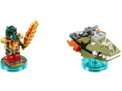 Lego Dimensions 71223 Cragger Fun Pack