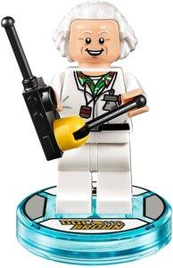 Lego Dimensions 71230 Doc Brown Fun Pack