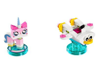 Lego Dimensions 71231 Unikitty Fun Pack
