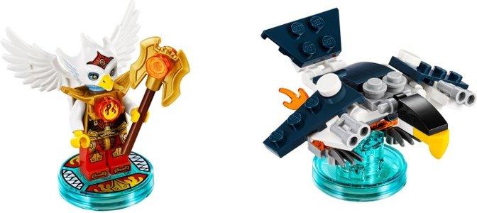 Lego Dimensions 71232 Eris Fun Pack