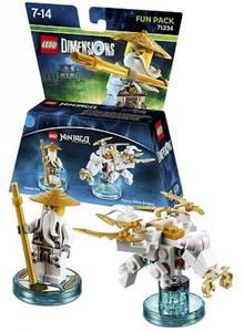 Lego Dimensions 71234 Sensei Wu Fun Pack