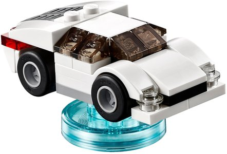 Lego Dimensions 71235 Midway Arcade Level Pack