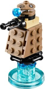 Lego Dimensions 71238 Cyberman Fun Pack