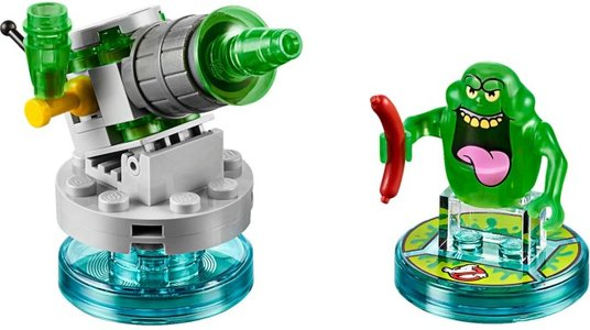 Lego Dimensions 71241 Slimer Fun Pack