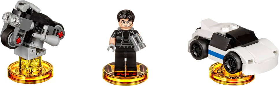 Lego Dimensions 71248 Mission: Impossible Level Pack