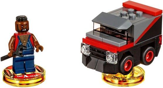 Lego Dimensions 71251 A-Team Fun Pack