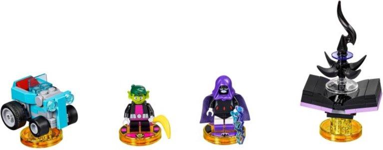 Lego Dimensions 71255 Teen Titans Go! Team Pack