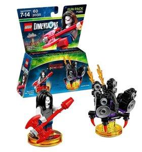 Lego Dimensions 71285 Marceline the Vampire Queen Fun Pack