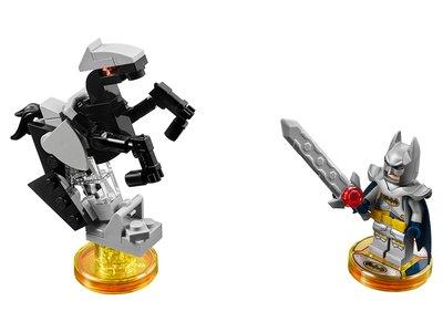 Lego Dimensions 71344 Excalibur Batman Fun Pack