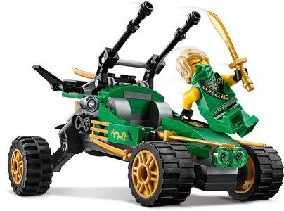 Lego Ninjago 71700 Jungle Raider