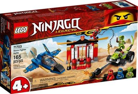 Lego Ninjago 71703 Storm Fighter Battle