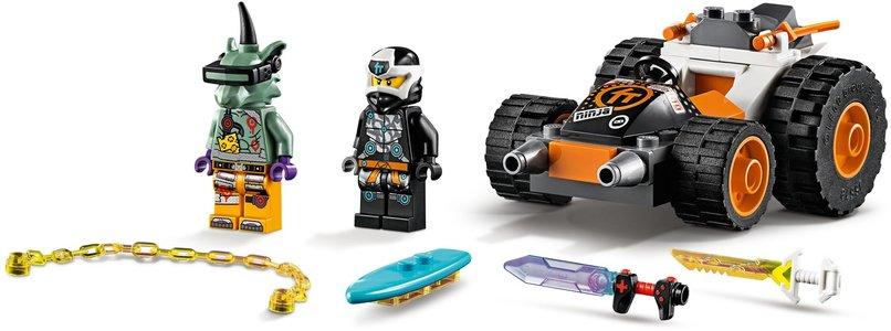 Lego Ninjago 71706 Cole's Speeder Car