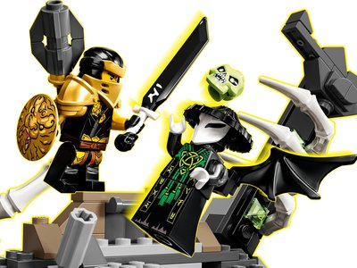 Lego Ninjago 71722 Skull Sorcerer's Dungeons