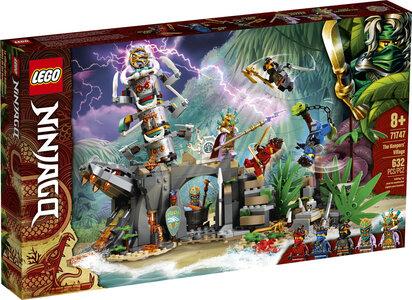 Lego Ninjago 71747 The Keeper's Village