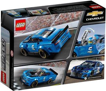Lego Speed Champions 75891 Chevrolet Camaro ZL1 Race Car