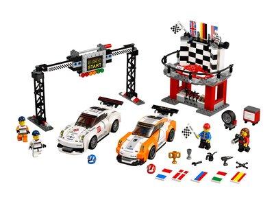 Lego Speed Champions 75912 Porsche 911 GT Finish Line