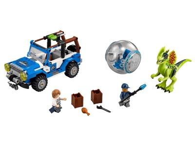 Lego Jurassic World 75916 Dilophosaurus Ambush