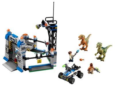 Lego Jurassic World 75920 Raptor Escape
