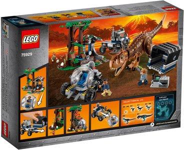 Lego Jurassic World 75929 Carnotaurus Gyrosphere Escape