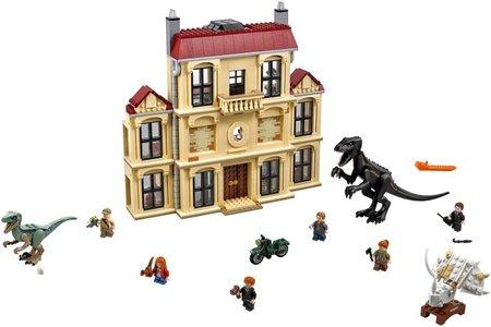 Lego Jurassic World 75930 Indoraptor Rampage at Lockwood