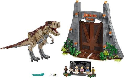 Lego Jurassic World 75936 Jurassic Park: T.rex Rampage