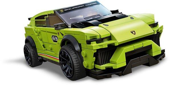 Lego Speed Champions 76899 Lamborghini Urus ST-X & Lamborghini Huracán Super Trofeo EVO