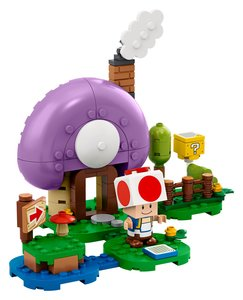 Lego Super Mario 77907 Toad's Special Hideaway Expansion Set