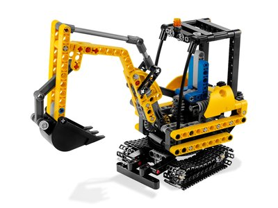 Lego Technic 8047 Compact Excavator