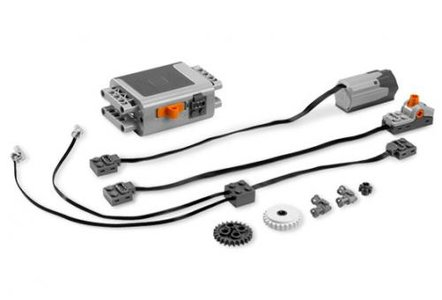 Lego Power Functions 8293 Power Functions Motor Set