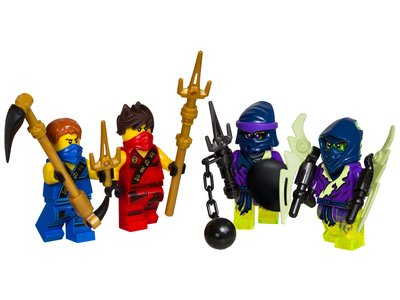 Lego Ninjago 851342 Ninja Army Building Set