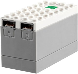 Lego Power Functions 88009 Hub (Battery Box)