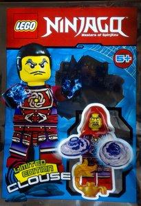 Lego Ninjago 891610 Clouse