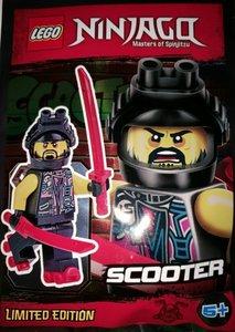 Lego Ninjago 891836 Scooter