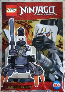 Lego Ninjago 891950 Daddy No Legs