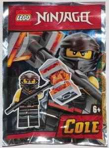 Lego Ninjago 891953 Cole