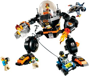 Lego Agents 8970 Robo Attack
