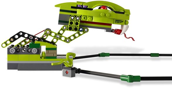 Lego Ninjago 9456 Spinner Battle Arena