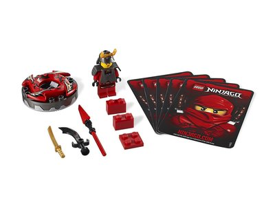 Lego Ninjago 9566 Samurai X