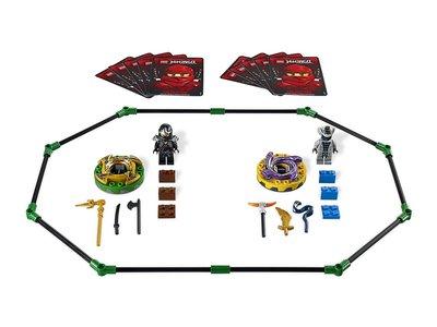 Lego Ninjago 9579 Starter Set