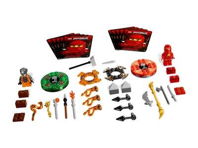 Lego Ninjago 9591 Weapon Pack