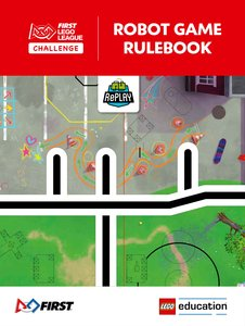 Lego FIRST LEGO League FLLCGAMEGUIDE2020 RePLAY Robot Game Rulebook