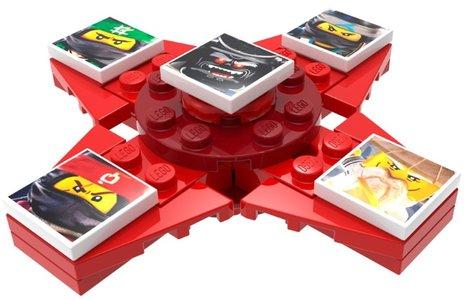 Lego Ninjago NINJAGOSPINNER Ninjago Fidget Spinner