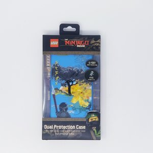 Lego Gear PHONECASE The Ninjago Movie Dual Protection Case - iPhone 6/6S